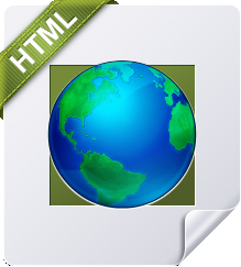 HTML-filetype