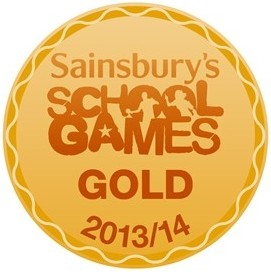 Gold Award for Sports
