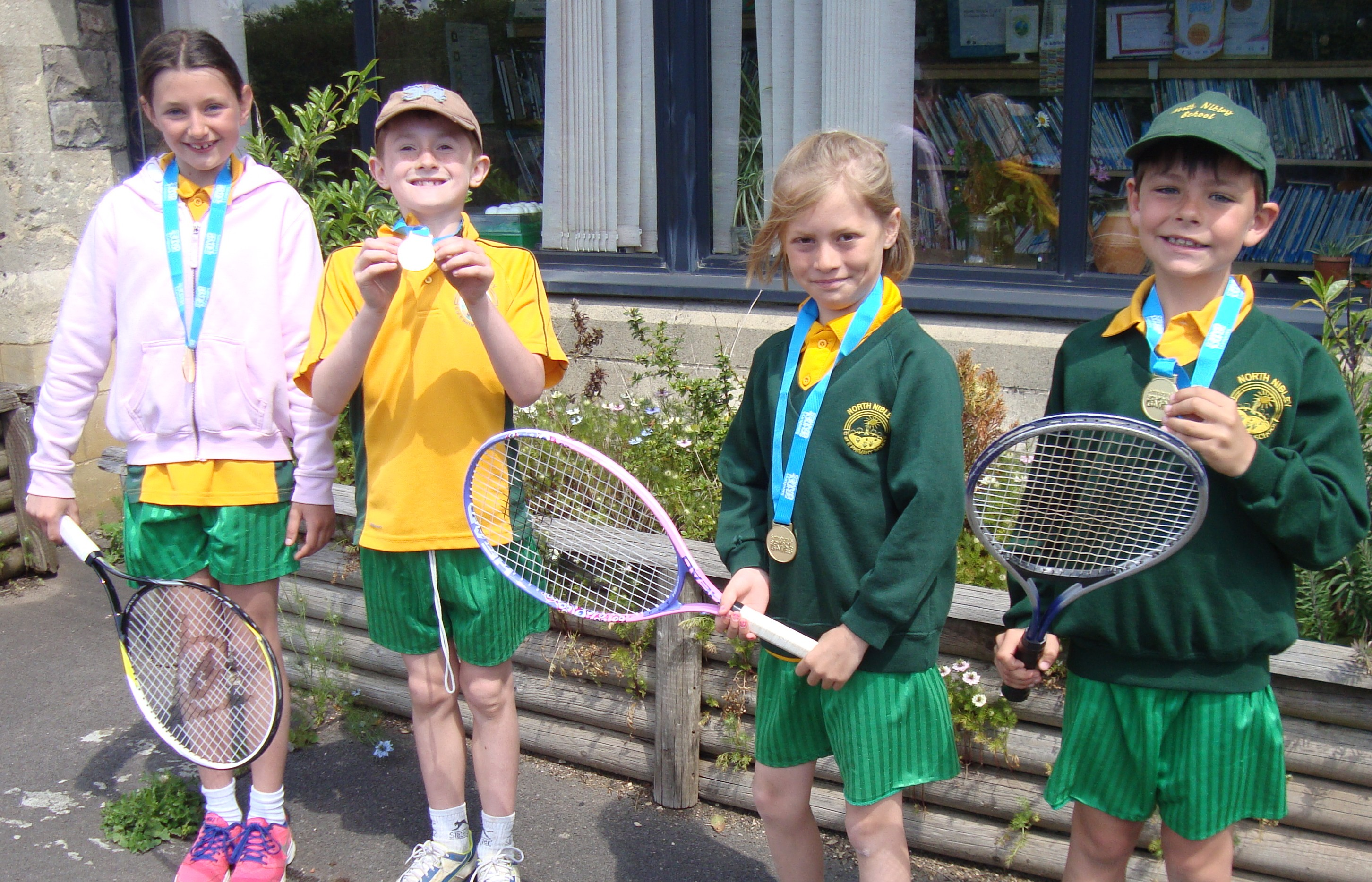 Tennis Aces!