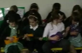 Class 3 Ukelele Concert