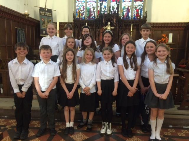 An inspirational evening with the choir