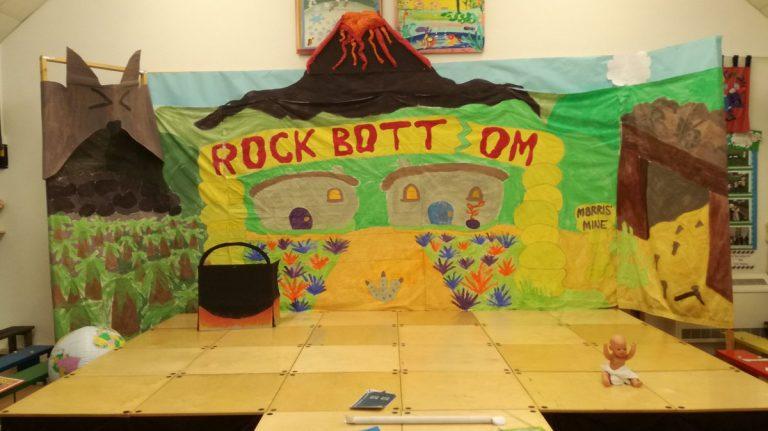 Rock Bottom!
