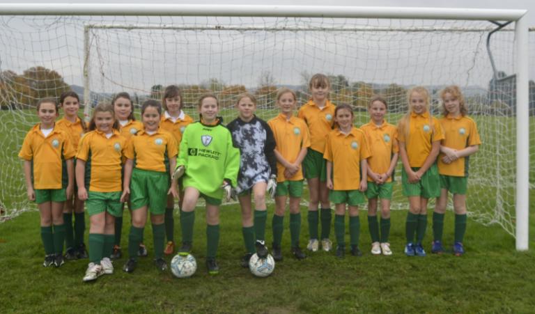 GIRLS' FOOTBALL 2019
